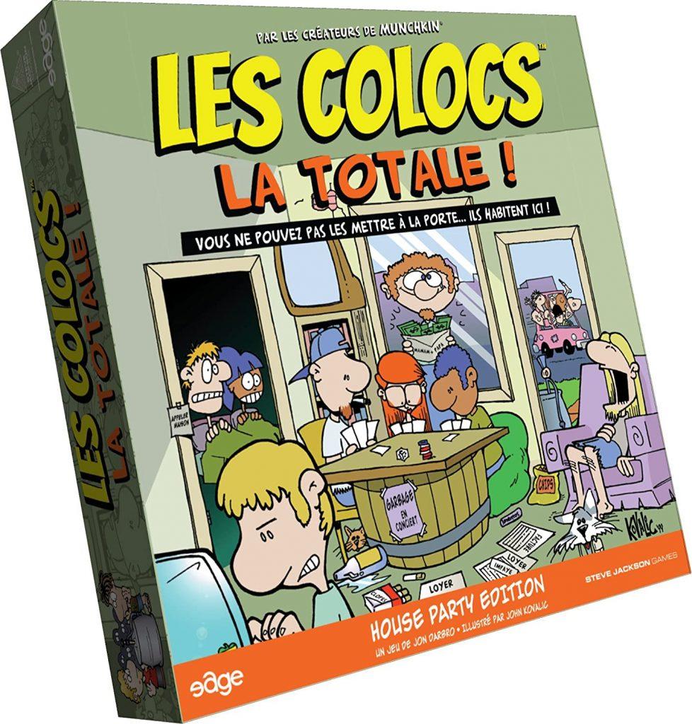 Jeu Les Colocs