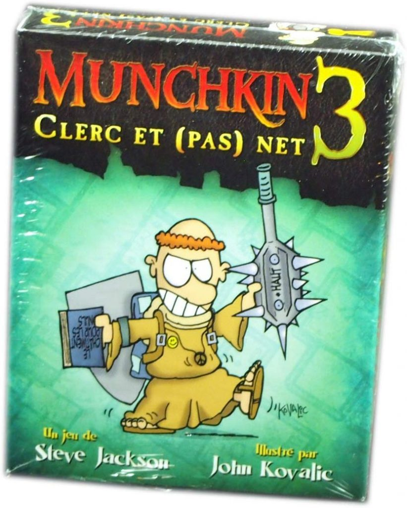 jeu Munchkin 3