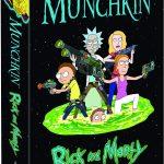 jeu Munchkin Rick and morty