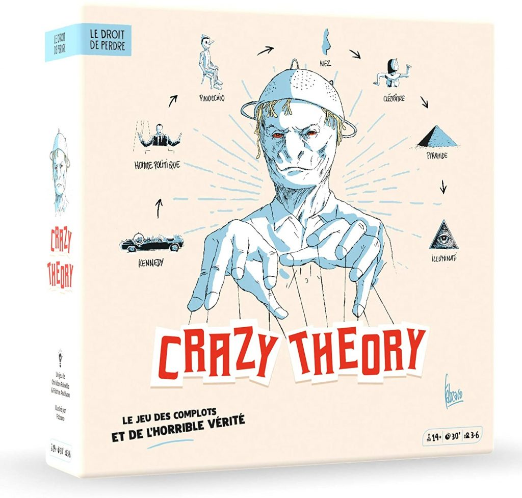 Jeu Crazy theory